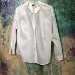 💥George Classic white blouse for a trouser suit💥